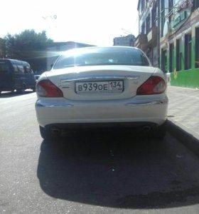 Ягуар x-type