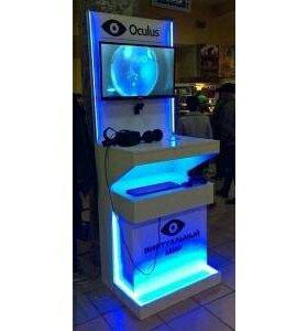 Oculus Rift DK2 Аттракцион Виртуальной Реальности
