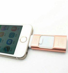 Флешка для Iphone новая