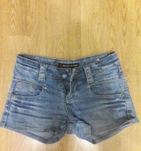 Шорты джинсывые