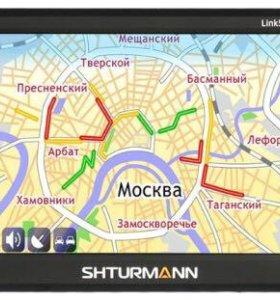 Навигатор-телефон shturmann link 510 wifi