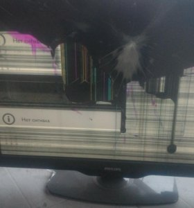 Телевизора Philips 42pfl3606h/60