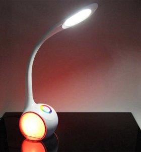 "Портативная колонка ""Hi-Fi Smart Lamp Speaker"""