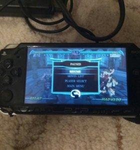 Приставка игровая PSP 2000
