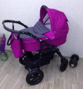 Коляска Car-Baby Polo 2/1