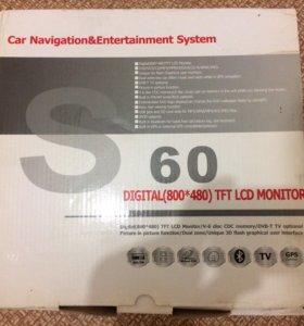 Штатня Магнитола Nissan 28185JD40A