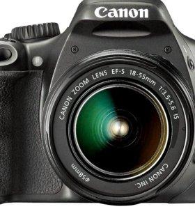 Продается фотоаппарат Canon EOS D550 kit