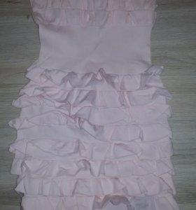 Платье веселое