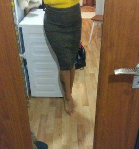 Юбка .юбка кожа.брюки