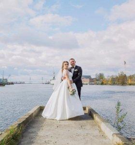 Свадебное платье Генриетта