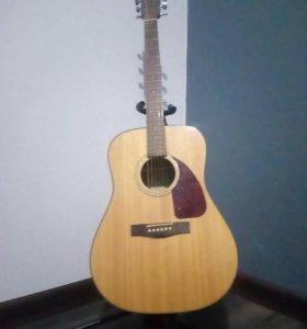 Гитара фирменная Fender CD140S