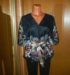 Накидка кимоно