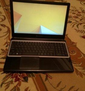 Ноутбук Packard ball z5wt1