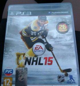 Игра на ps3 NHL13