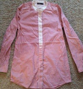 Mexx удлиненная рубашка новая
