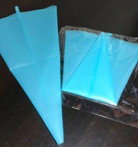 Кондит.силиконовый мешок многораз.