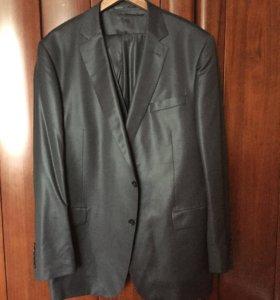 Новый костюм тройка 56