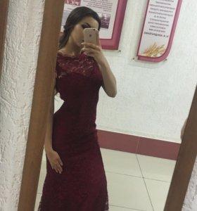 Платье-вечернее