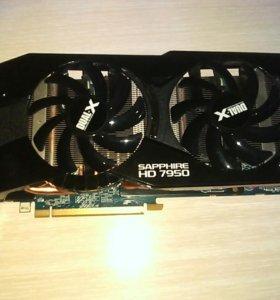 Sapphire Radeon HD 7950 3gb 860Mhz