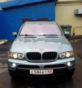 BMW X5 e53 2004г3.0б