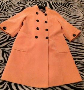 Пальто дизайнерское, рукав 3/4+ 3 Подарка
