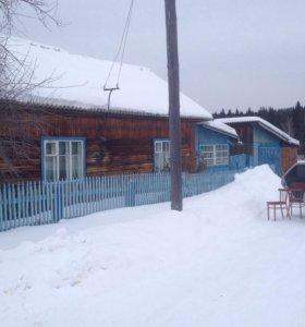 Продам дом в с. Тасеево