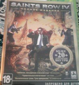 Saint Row 4 полное издание