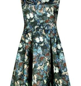 """Платье """"оджи"""", новое, шикарно, для настоящей леди"""