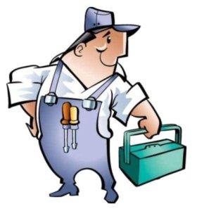 Электромотажные–ремонтные работы