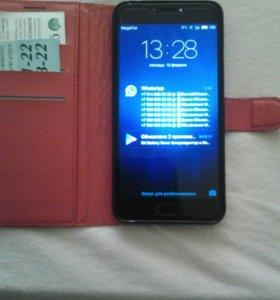 Смартфон Meizu M3 Note,international прошивка