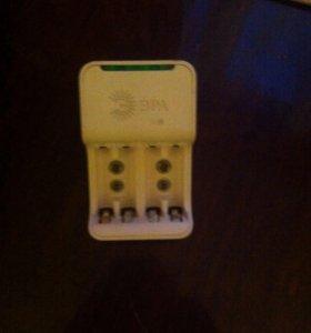 Зарядка батареек и аккумуляторов