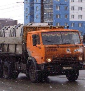 Вывоз строительного мусора и Снега!