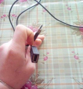 USB-удлиннитель