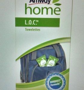 L.O.C. Влажные очищающие салфетки