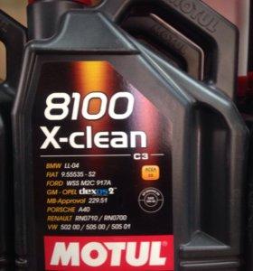 Motul X-Clean 5w40 4л
