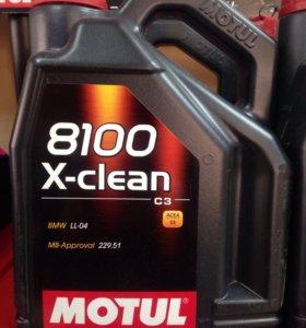 Motul X-Clean 5w30 5л