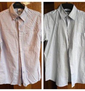 Рубашки мужские р-р 50-52