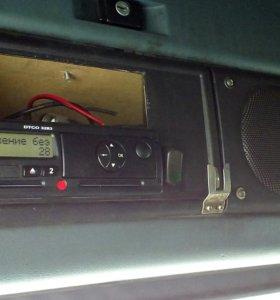 Седельный тягач DAF XF 95