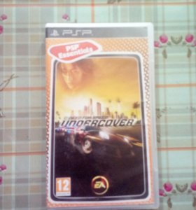 Need For Speed: Undercover на PSP