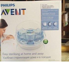 Стерилизатор Philips avent для микроволновки