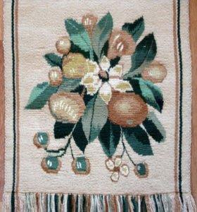 Гобелен, ручное ткачество, Шпалера, фрукты