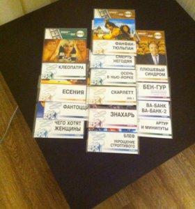 Коллекция DVD-дисков