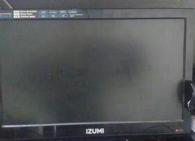 "Телевизор 19"" izumi"