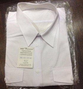Сорочка белая форменная