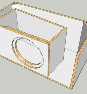 Расчёт сабвуфера обратно нагруженный рупор