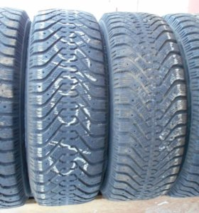 Шины б/у зима Goodyear Ultra Grip500 195/65 R-15