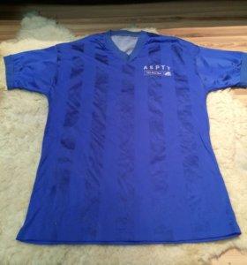 Новая спортивная футболка для игры, размер M-L.