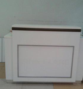 Кассовый стол L-1500.
