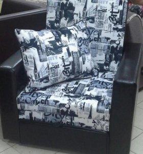 """Кресло-кровать """"Дуэт"""" (новое! Гарантия 1,5 г.)"""