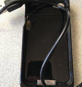 Чехол аккумулятор для Айфона 4s , 2000 mAH,